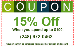 Coupon from Action Locksmith