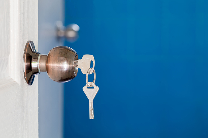 What is a Passage and What is Privacy Doorknob?