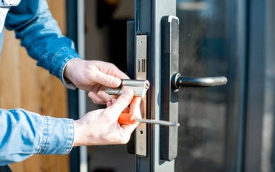 When to Replace vs. Re-Key My Door Locks; MI Locksmith Services