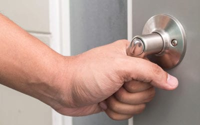 New Door Lock Finishes Kill Germs | MI Locksmith Services