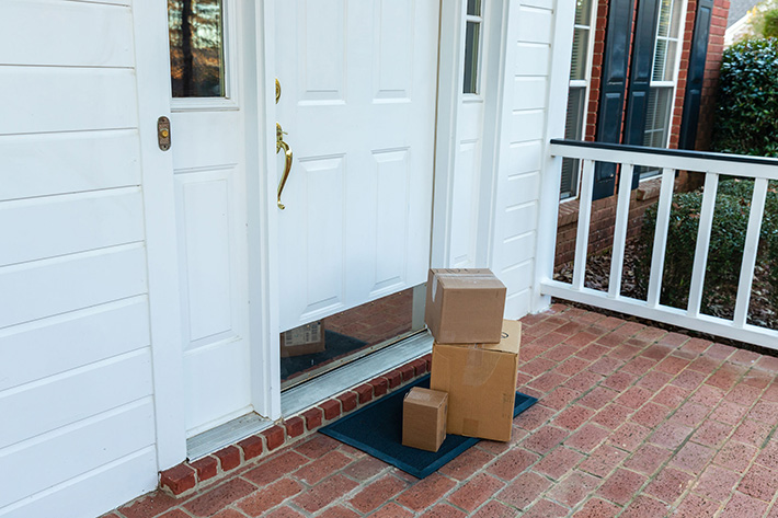 Package Theft Prevention Tips for the Holidays | MI Locksmith Services
