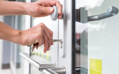 5 Commercial Door Lock Types That Keep Your Business Safe in Michigan